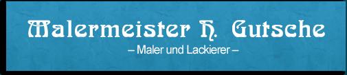 Zur Startseite von Malermeister Gutsche