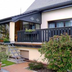 Armierung, Strukturputz und Anstricharbeiten in Wilthen