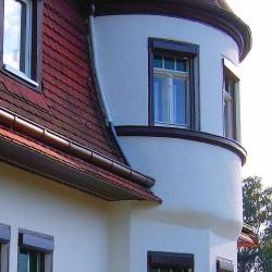 Fassadenanstrich in Wehrsdorf