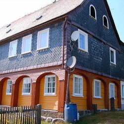 Restaurierung Umgebindehaus